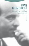 LITERATURA, ESTÉTICA Y NIHILISMO.