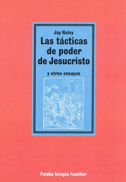 TACTICAS DE PODER JESUCRISTO