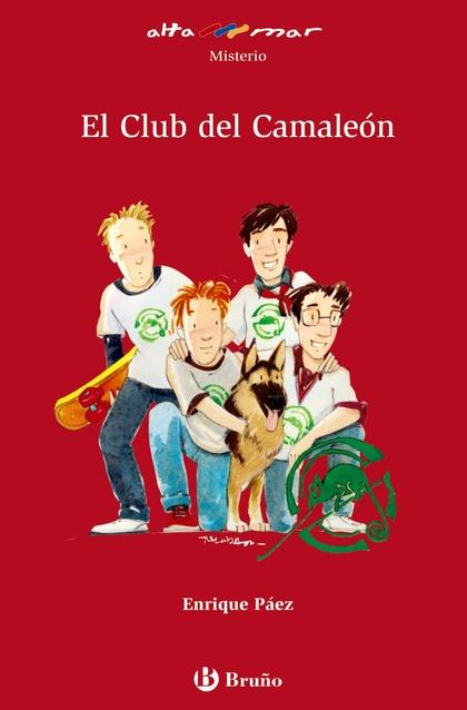 EL CLUB DEL CAMALEÓN.