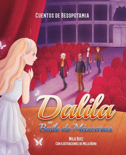 DALILA EN EL BAILE DE MÁSCARAS.