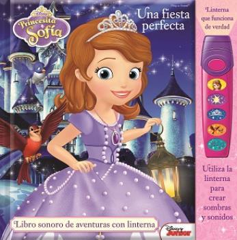 PRINCESA SOFIA LIBRO DE SOMBRAS. LA FIESTA PERFECT