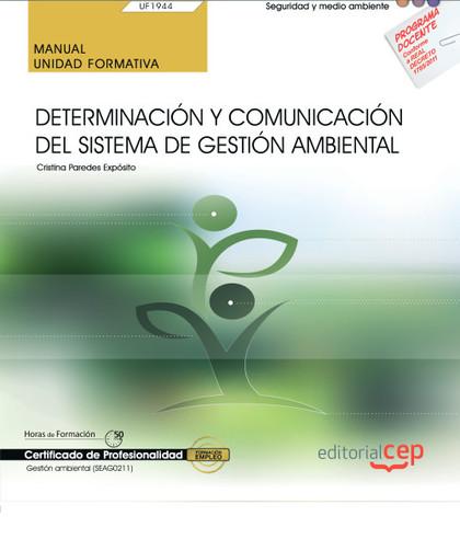 MANUAL DETERMINACION Y COMUNICACION DEL SISTEMA DE GESTIO