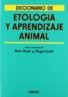 DICCIONARIO ETOLOGIA APRENDIZAJE ANIMAR
