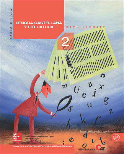 LENGUA Y LITERATURA CASTELLANA, 2 BACHILLERATO