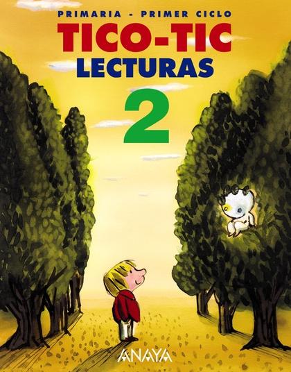 LECTURAS, 2 EDUCACIÓN PRIMARIA