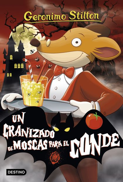 GS38N. GRANIZADO DE MOSCAS PARA EL CONDE.