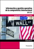 INFORMACIÓN Y GESTIÓN OPERATIVA DE LA COMPRAVENTA INTERNACIONAL.
