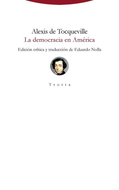 LA DEMOCRACIA EN AMÉRICA.