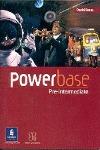 CB. POWERBASE 3. PRE INTERMEDIATE + CD.