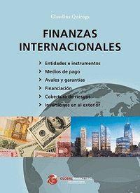 FINANZAS INTERNACIONALES.