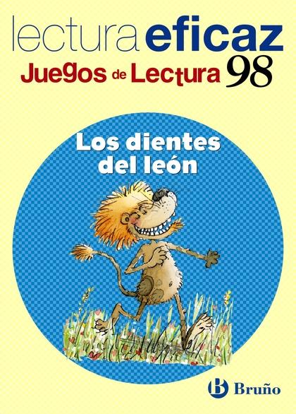 LOS DIENTES DEL LEÓN, EDUCACIÓN PRIMARIA, 1 CICLO. JUEGO DE LECTURA.  CUADERNO