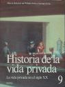 HISTORIA VIDA PRIVADA 9 SXX