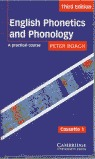 ENGLISH PHONETIC AND PHONOLOGY 3§CASS