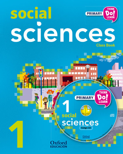 THINK DO LEARN SOCIAL SCIENCE 1ST PRIMARY STUDENT´S BOOK + CD PACK ANDALUCÍA.