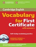 VOCABULARY FIRST CERTIF KEY CD