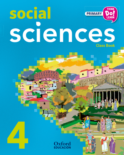 THINK DO LEARN SOCIAL SCIENCE 4TH PRIMARY STUDENT´S BOOK PACK ANDALUCÍA.