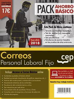 PACK CORREOS LABORAL FIJO