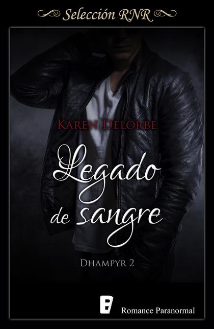 LEGADO DE SANGRE (TRILOGÍA DHAMPYR 2).