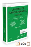 LECCIONES DE DERECHO MERCANTIL VOLUMEN II (PAPEL+E-BOOK).