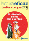 EL ALFABETO DE LAS 221 PUERTAS, ESO, 1 CICLO.  JUEGO DE LECTURA.  CUADERNO