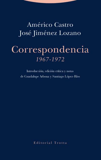 CORRESPONDENCIA (1967-1972).