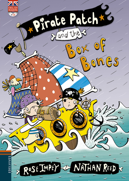 PIRATE PATCH AND THE BOX OF BONES.