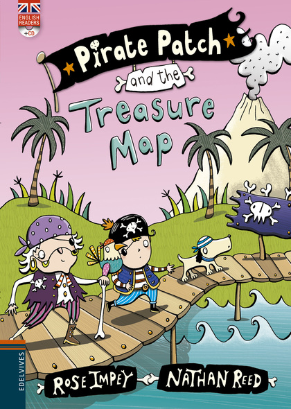 PIRATE PATCH AND THE TREASURE MAP.