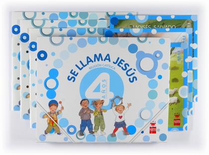 SE LLAMA JESÚS, RELIGIÓN CATÓLICA, EDUCACIÓN INFANTIL, 4 AÑOS