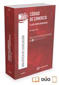 CÓDIGO DE COMERCIO Y LEYES COMPLEMENTARIAS (PAPEL+E-BOOK).