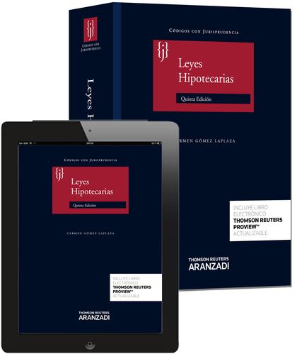 LEYES HIPOTECARIAS (PAPEL + E-BOOK).
