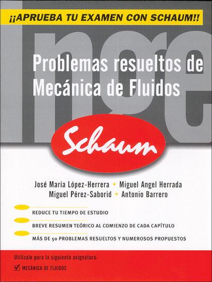 MECÁNICA DE FLUIDOS. PROBLEMAS RESUELTOS