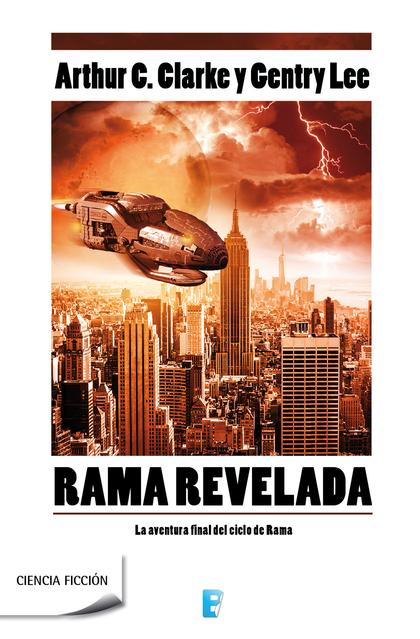 RAMA REVELADA : LA AVENTURA FINAL DEL CICLO DE RAMA