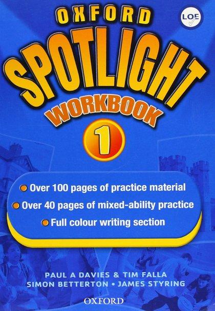 SPOTLIGHT WORBOOK 1