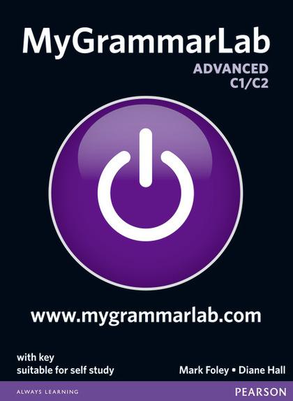 MYGRAMMARLAB ADVANCED STUDENT´S BOOK WITH ANSWER KEY & MYLAB ACCESS.