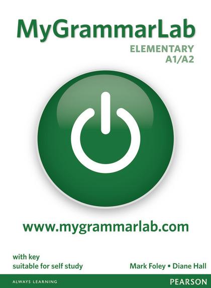 MYGRAMMARLAB ELEMENTARY STUDENT´S BOOK WITH ANSWER KEY & MYLAB ACCESS.
