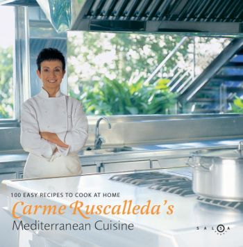 THE GREAT BOOK OF COOKING OF CARME RUSCALLEDA.
