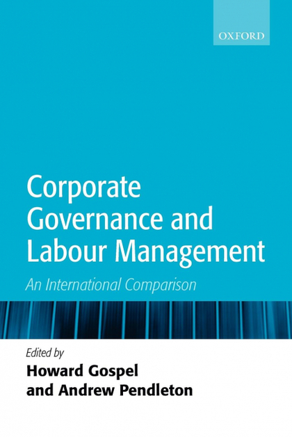 CORPORATE GOVERNANCE AND LABOUR MANAGEMENT