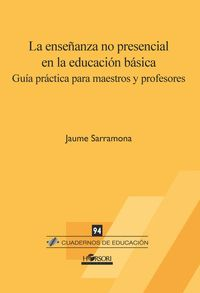 LA ENSEÑANZA NO PRESENCIAL EN LA EDUCACIÓN BÁSICA