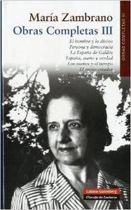 LIBROS (1955-1973). OBRAS COMPLETAS. VOL. III