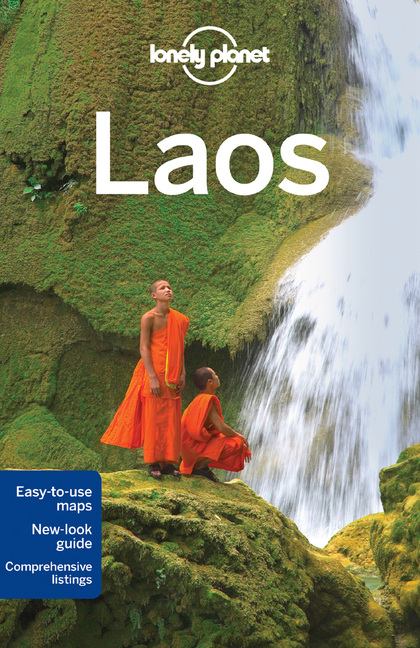 LAOS 8  *LONELY PLANET ING.2014*
